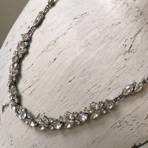 Anthropologie BEN-AMUN Crystal Necklace